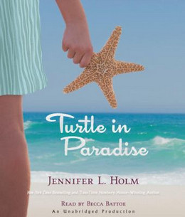 Turtle in Paradise (Audio Book on CD) CD3818