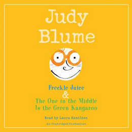 Freckle Juice and the One in the Middle Is the Green Kangaroo (Audio Book on CD) CD0361