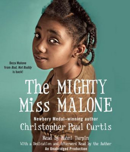 Mighty Miss Malone (Audio Book on CD) CD3831