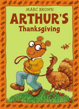 Arthur's Thanksgiving B1054