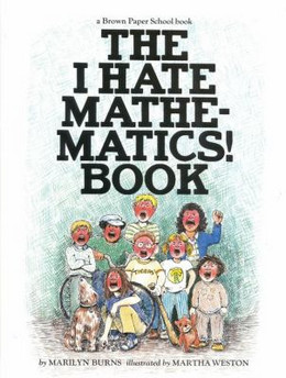 I Hate Mathematics! Book B3029