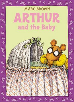Arthur and the Baby B8238