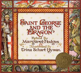 Saint George and the Dragon B1255