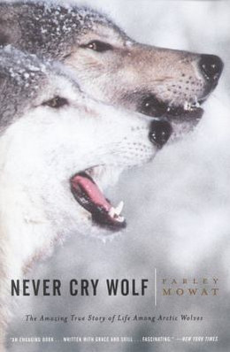 Never Cry Wolf B1026