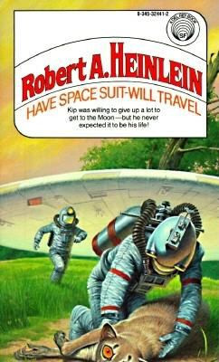 HAVE SPACE SUIT, WILL TRAVEL, Heinlein B1005