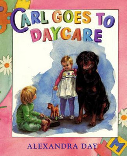 Carl Goes to Daycare B0615