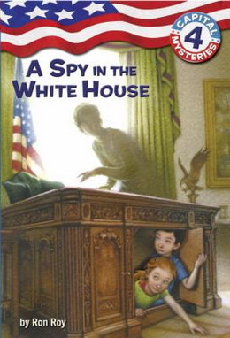 Spy in the White House B3575
