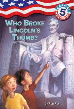 Who Broke Lincoln's Thumb? B3576
