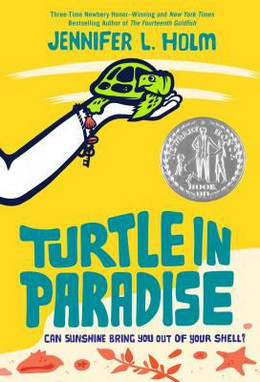 Turtle in Paradise B3818