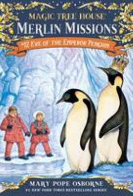 Eve of the Emperor Penguin B4004