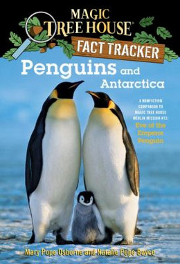 Penguins and Antarctica : A Nonfiction Companion to Eve of the Emperor Penguin B4016