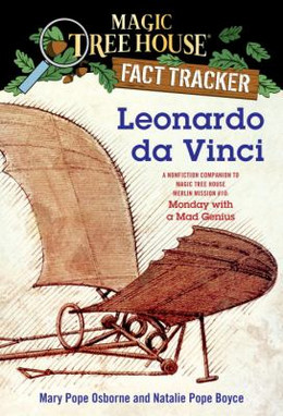 Leonardo Da Vinci : A Nonfiction Companion to Monday with a Mad Genius B4014