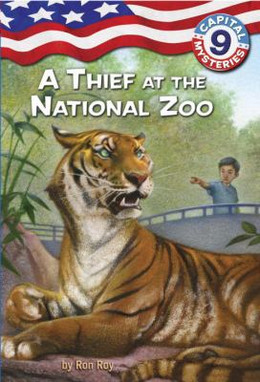 Thief at the National Zoo B217