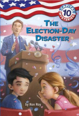 ELECTION-DAY DISASTER (CapMys#10) B216