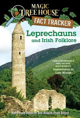 Leprechauns and Irish Folklore : A Nonfiction Companion to Leprechaun in Late Winter B4018