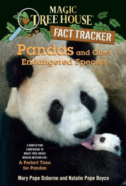 Pandas and Other Endangered Species (MTHFT #26) B8612