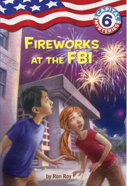 Fireworks at the FBI B3578
