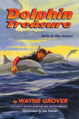 DOLPHIN TREASURE B8105