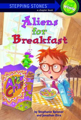 Aliens for Breakfast B8237