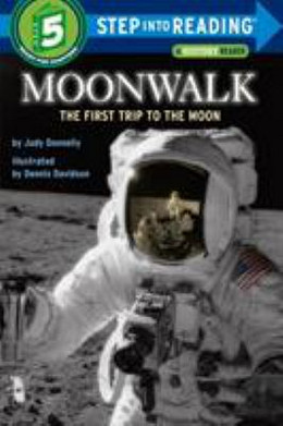 Moonwalk : The First Trip to the Moon B1266