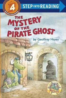 Mystery of the Pirate Ghost B3733