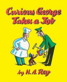 Curious George Takes a Job B0608
