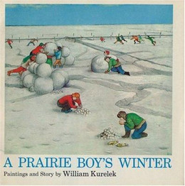 Prairie Boy's Winter, Kurelek B0845