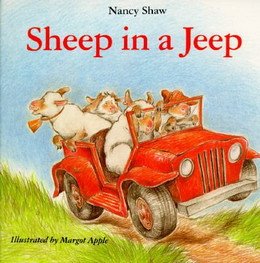 Sheep in a Jeep B0045