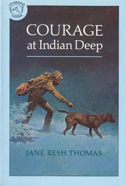 COURAGE AT INDIAN DEEP, Thomas B1684