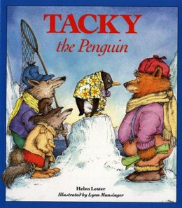 Tacky the Penguin B2283