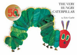 Very Hungry Caterpillar B0721