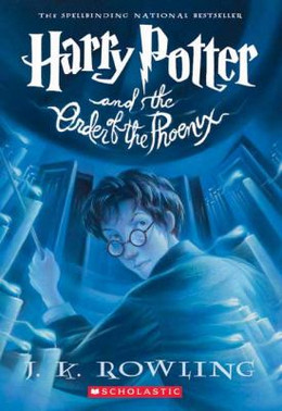 Harry Potter and the Order of the Phoenix B1223