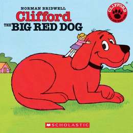 CLIFFORD, THE BIG RED DOG (Book and CD) CD0685