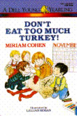 Don't Eat Too Much Turkey, Cohen B1033