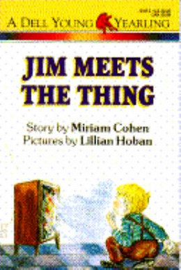 Jim Meets the Thing, Cohen B0852