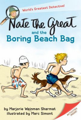 Nate the Great and the Boring Beach Bag B2476