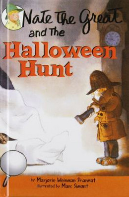 Nate the Great and the Halloween Hunt B1140