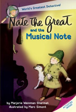 Nate the Great and the Musical Note B1403