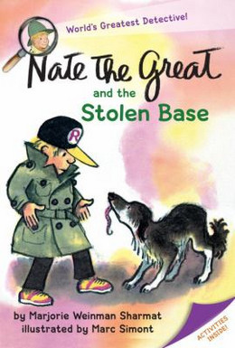 Nate the Great and the Stolen Base B2478