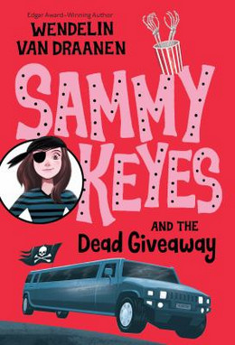 Sammy Keyes and the Dead Giveaway B962
