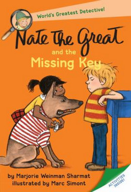 Nate the Great and the Missing Key B0267