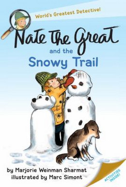 Nate the Great and the Snowy Trail B0599