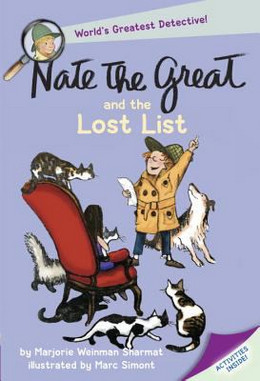 Nate the Great and the Lost List B0603