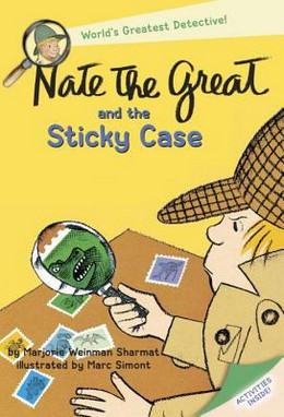 Nate the Great and the Sticky Case B0600