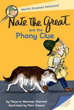 Nate the Great and the Phony Clue B0598