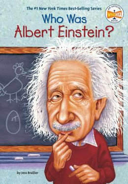 Who Was Albert Einstein? B0714