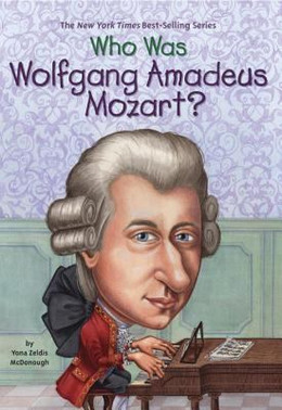 Who Was Wolfgang Amadeus Mozart? B3916