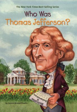 Who Was Thomas Jefferson? B1656