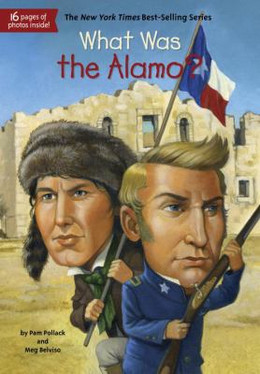 What Was the Alamo? B8395