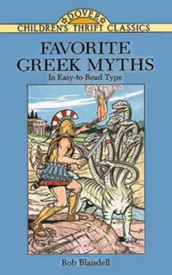 Favorite Greek Myths B0293